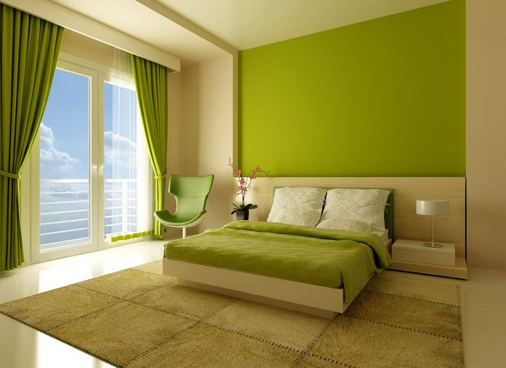 """New Color of the Year – Pantone's """"Greenery"""""""